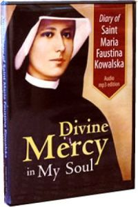 Audio book, Diary of St. Maria Faustina Kowalska: Divine Mercy In My Soul
