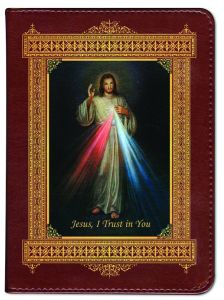 Leather Divine Mercy Bible