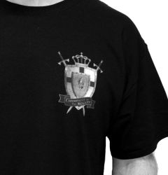 Champions of The Rosary Men's T-Shirts