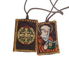 St. Benedict Cloth Scapular