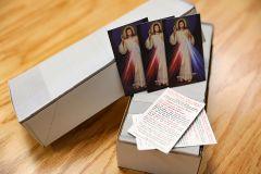 Divine Mercy Hyla 1000 Card Box