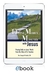 Divine Mercy Minutes with Jesus - ebook