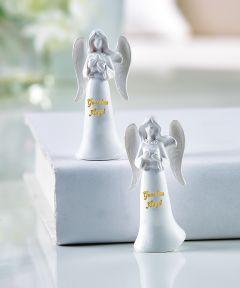 Figura en forma de ángel