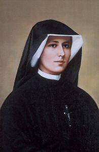 Pequeña estampa tamaño billetera, perfecta para llevarla contigo siempre y dedicarle una oración a Santa Faustina