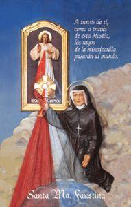 Recuerdo de la Canonización de Santa Faustina