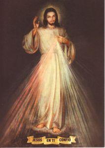 Obtenga esta extraordinaria imagen de la Divina Misericordia la cual es venerada en Cracovia, Lagiewniki