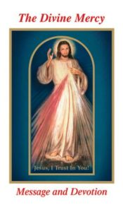 Divine Mercy Message and Devotion, Large Print booklet