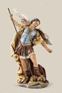 Estatua de San Miguel Arcángel