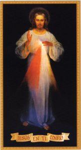 Oración para la Misericordia