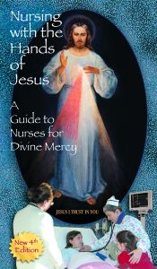 Nursing with the Hands of Jesus