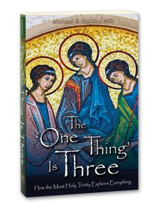 The 'One Thing' Is Three
