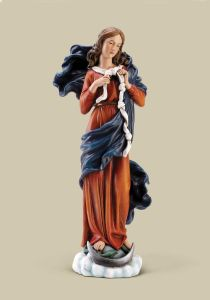Our Lady Undoer of Knots Statue