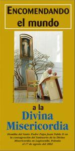 Pope Entrustment of World, Spanish