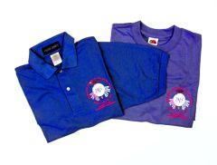 EADM Logo Polo Shirts