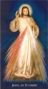 Coronilla a la Divina Misericordia, Hyla