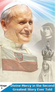 Divine Mercy in The Second Greatest Story Ever Guidebook and DVD  image