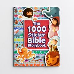 The 1000 Sticker Bible Storybook