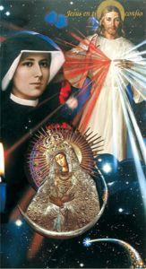 Esta es una hermosa tarjeta de oración por el Papa Benedicto XVI
