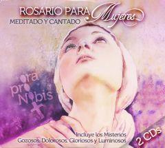 Rosario meditado y cantado para mujeres
